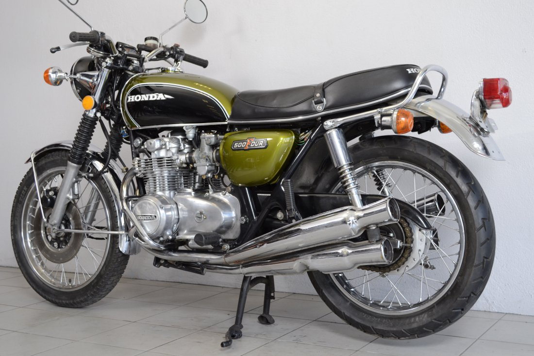 honda cb 500 k1 de 1973 d 39 occasion motos anciennes de collection japonaise motos vendues. Black Bedroom Furniture Sets. Home Design Ideas
